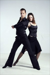 Tobia Wallin och Helene 1
